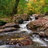 Congdon Creek Cascade