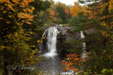 Little Manitou Falls, Autumn 2007