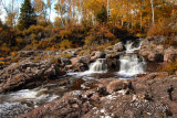 Last Creek, Final Cascade Into Lake Superior