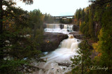 Wide View From Lower Gooseberry Falls