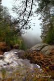 Top Of Big Manitou Falls, Autumn