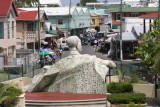 Antigua Street Scene