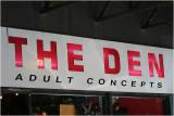 The Den.
