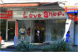The LOVE shop (not)