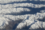 The Southern Alps.