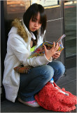 Time for a read on Queen Street.jpg