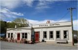 Royal Hotel Naseby South Island.