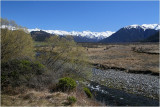 On the way to Arthurs Pass.