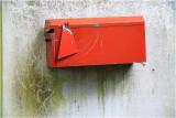 Mailbox on Ponsonby.