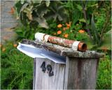 Mailbox on Ponsonby 4.