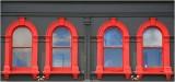 Windows on Ponsonby.