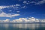 Glistening Hauraki Gulf.