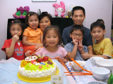 Sze Ching Birhtday_Sept. 01, 2007