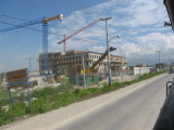 the new US embassy being built in Haiti
