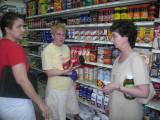 shopping @ Caribbean Supermarket