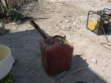 fuel for the generators
