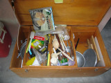 the kitchen box, if you need it for the kitchen, its in here