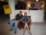 Kevin and Rachel @ Montana Hotel Restaurant
