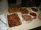 our Hatian meal