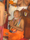Swami Receiving Divya Dess Maryadai