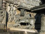 Simha-lanchanam (seal) of Hoysalas
