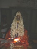 Mudaliyandan before Ramar sannidhi performing mangalasaasanam