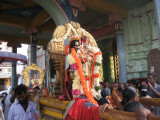 Sri ANDAL is in right side of perumAL.jpg