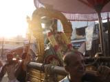Sri RamAnujar glittering in the manja veyil.jpg