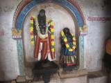 vAT kaliyan para-kAlan mangaiyar kOne vAzhiyEa-kumudavalli-kaliyan at altars of srinrsimhar at mangai madam.jpg