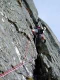 Scotland Rock Climbing Strathconnan