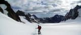 Descending Glacier Blanc