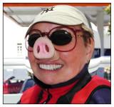 Piggy Fish-Eye