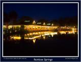 Silver Springs at Night