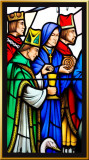 St. Thomas Episcopal Church - Stained Glass