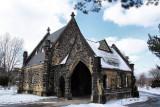 Riverside Cemetary  Chapel