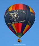 Boars Head Balloon