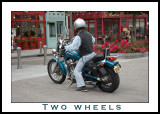Assignment: 2 Wheels
