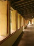 Carmel Mission Veranda