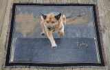 Toby Full-Size 69 X 54 Throw