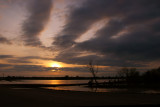 Flood of 2007 Sunset