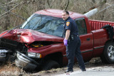 03/30/2007 Truck vs Pole Rockland MA