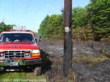 05/29/2007 Brush Fire Abington MA