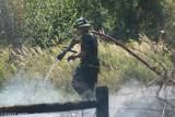 09/08/2007 Brush Fire Abington MA