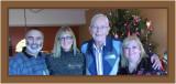 Kim, Heather, Peter & Barb