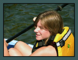 Jaclynn on the Water