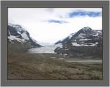 Receding Columbia Glacier