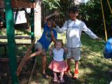 Gabe, Ruby and Niko