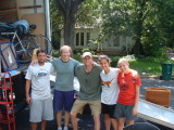 the moving crew!