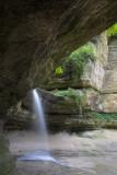 LaSalle Canyon Falls
