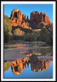 Cathedral Mesa Reflection